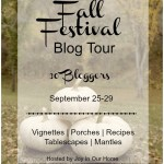 Fall Festival Blog Tour – Fall Tablescape