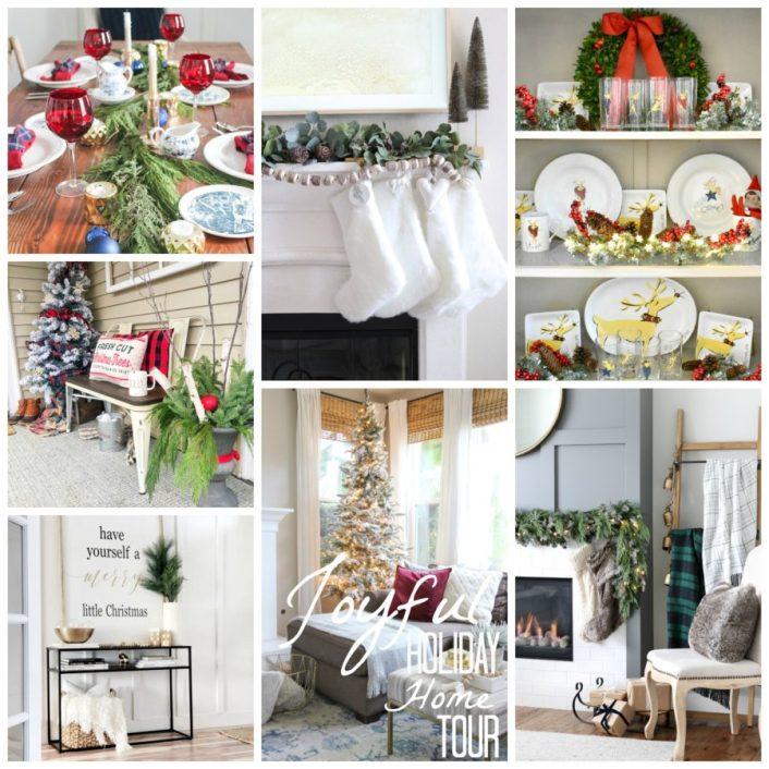 Tour of Homes for Christmas