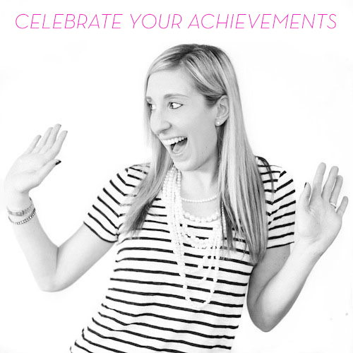 Celebrating Your Achievements