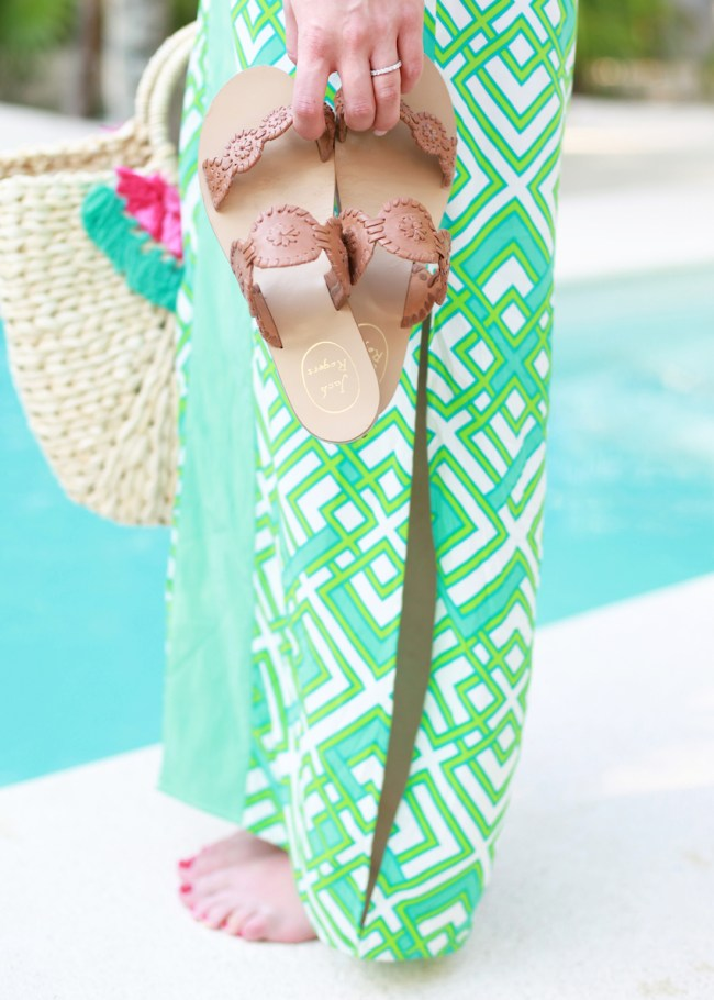 Jack Rogers Lauren sandals