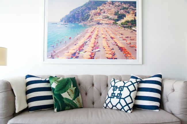 Pattern Mixing at Home