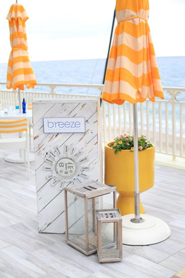 Breeze Restaurant Eau Palm Beach