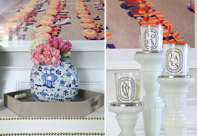 How to style a side table