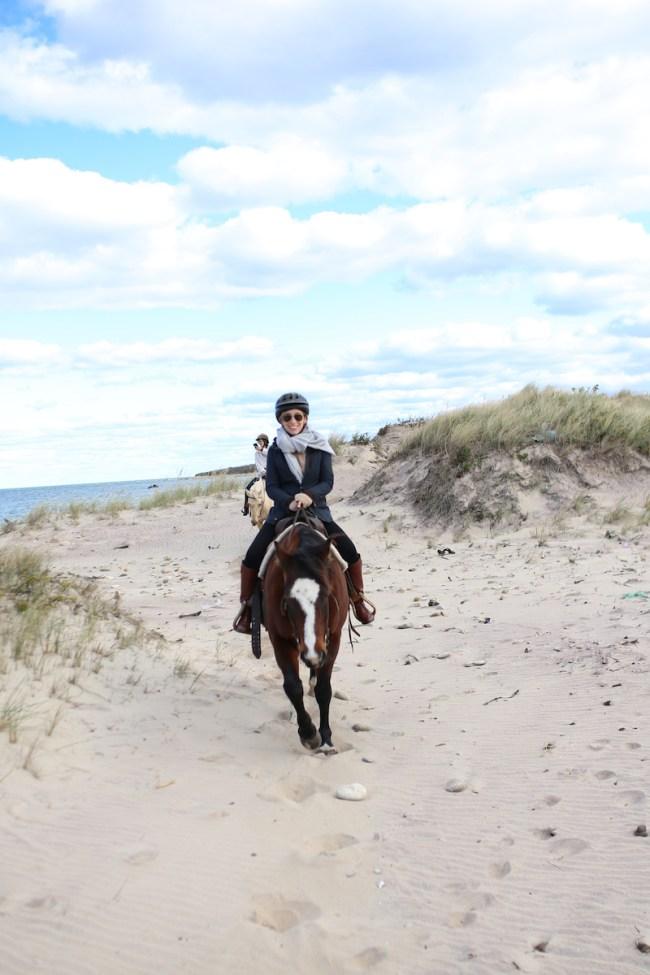 Horseback Riding in Montauk