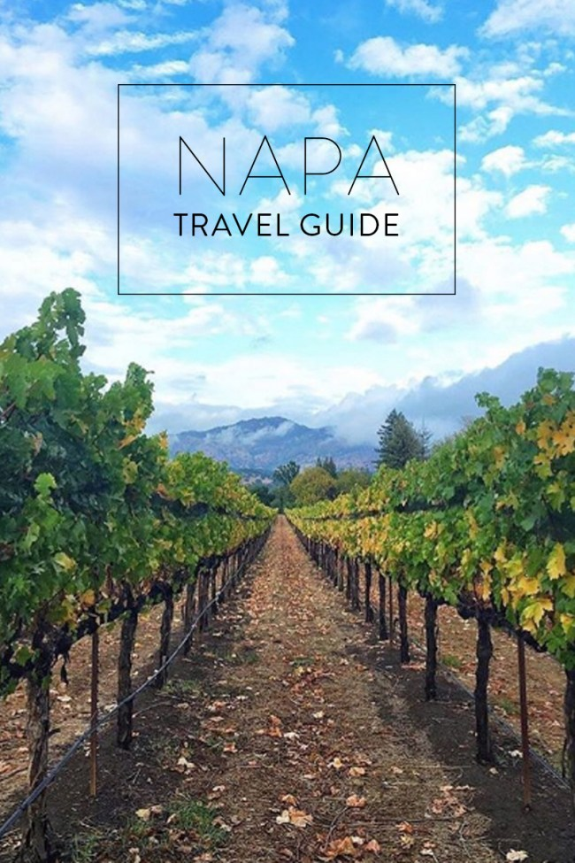 Napa Travel Guide