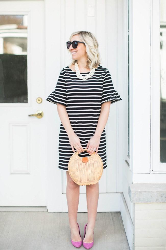 9e00288283 Striped Dresses for Spring