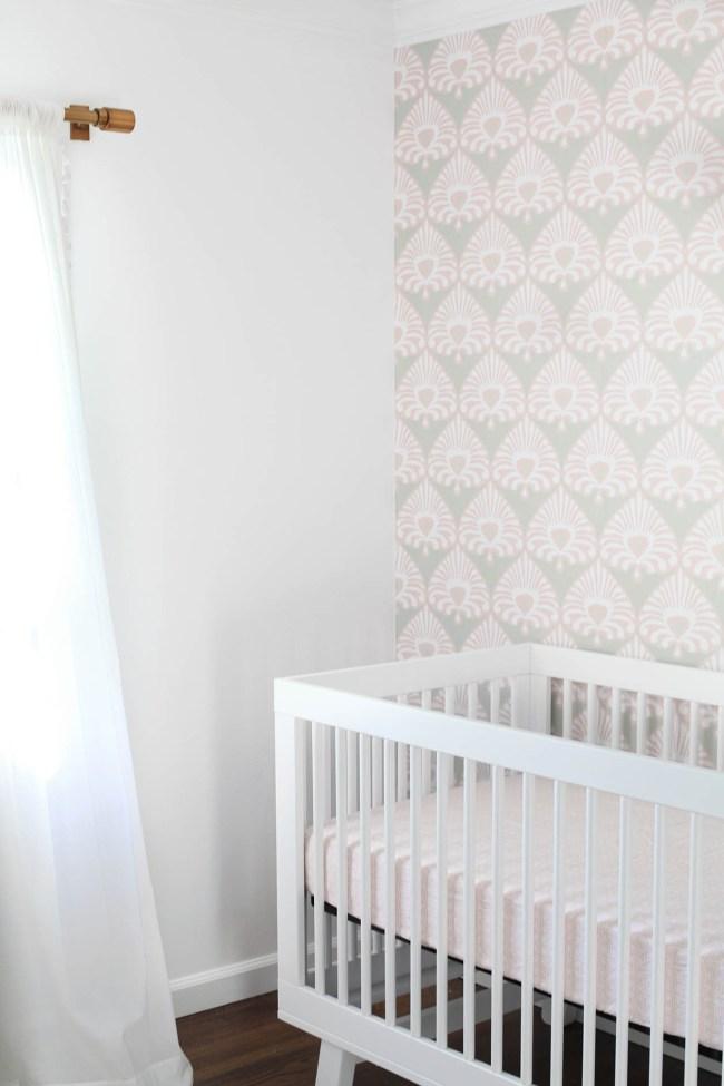 Lemon Stripes Nursery