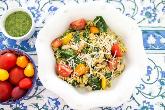 The best summer pasta recipe