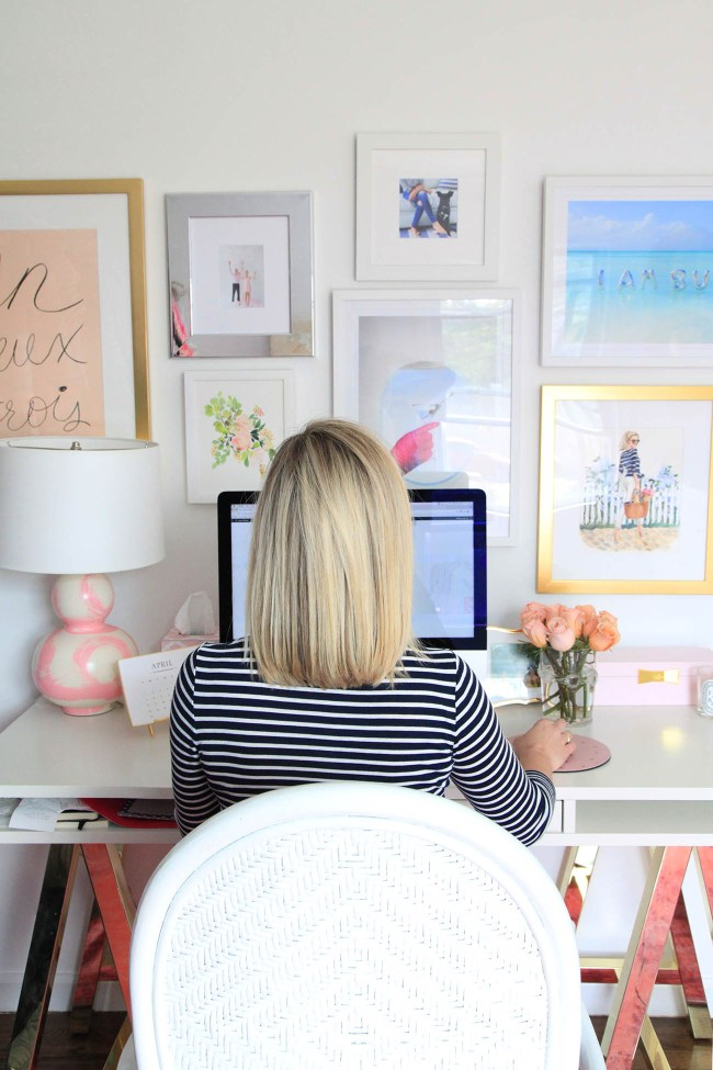 What do bloggers do all day
