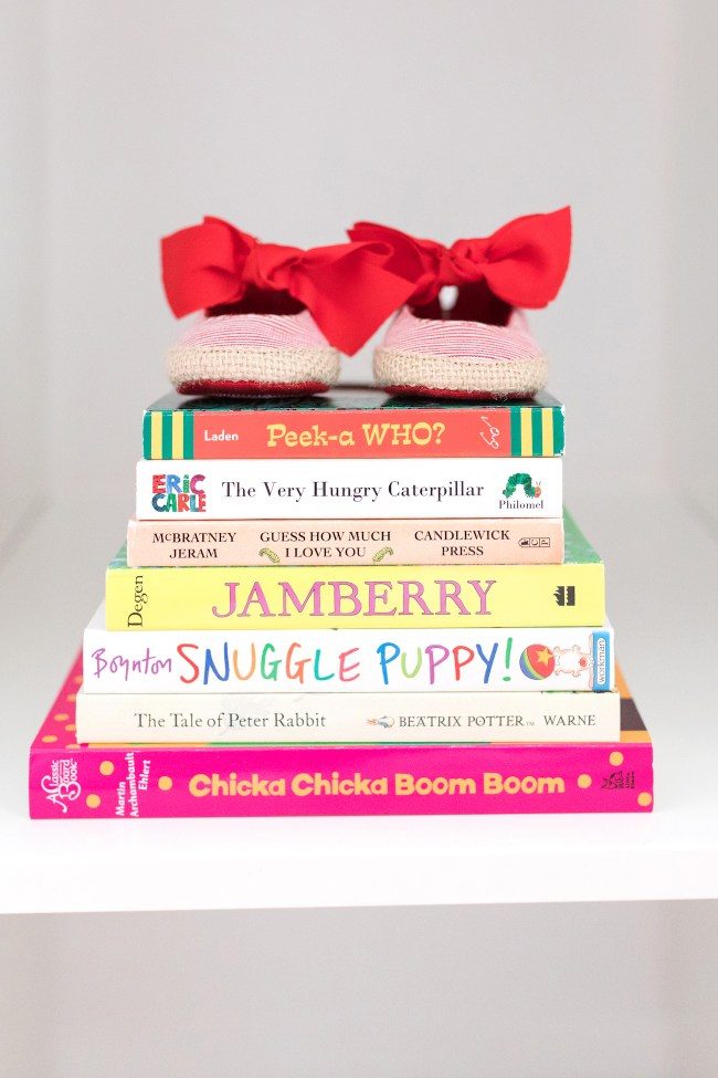 Our Favorite Books: 0-6 Months