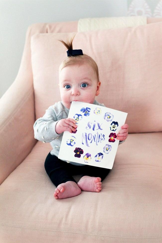 Amalia 6 months