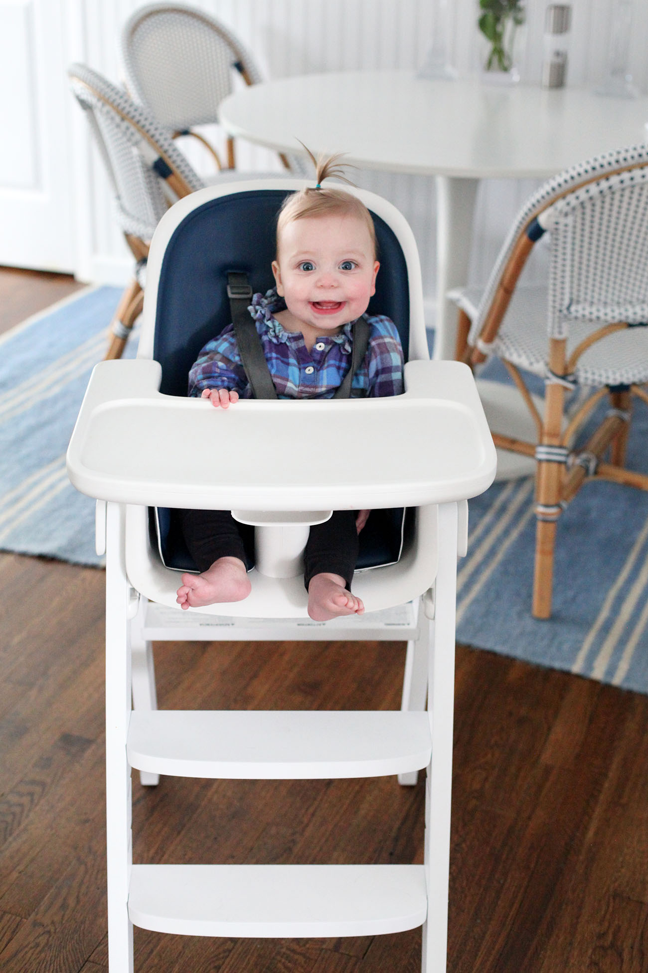 sc 1 st  Lemon Stripes & OXO Tot Sprout High Chair Review