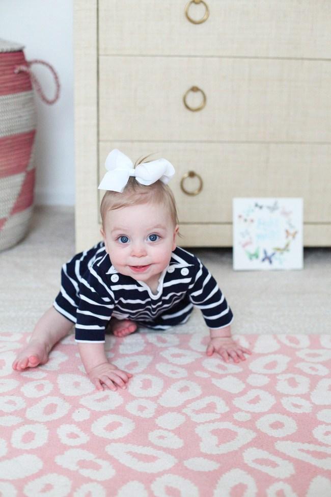 Amalia 8 months