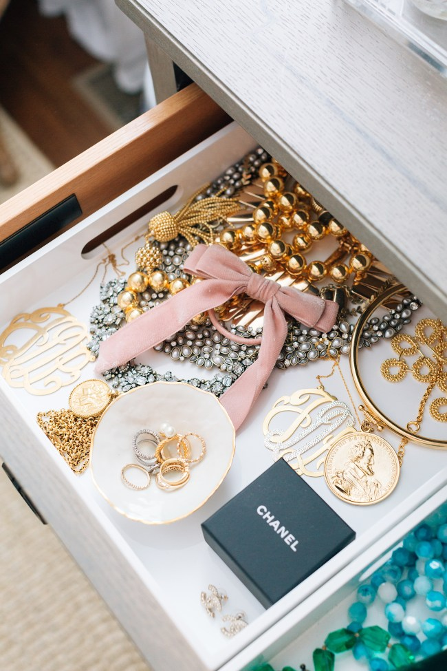Julia Dzafic's Jewelry Drawer