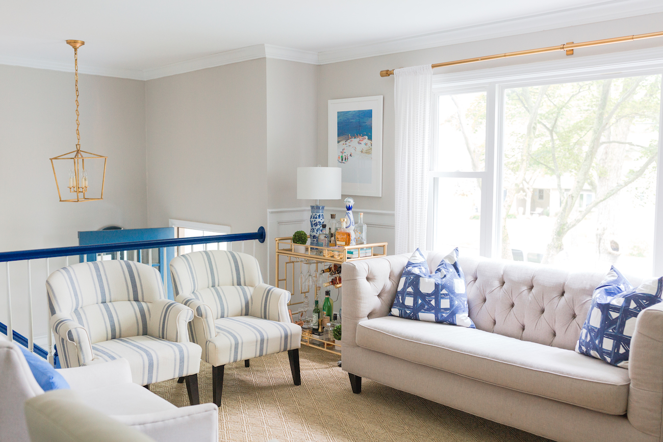 How To Re Style A Room Lemon Stripes
