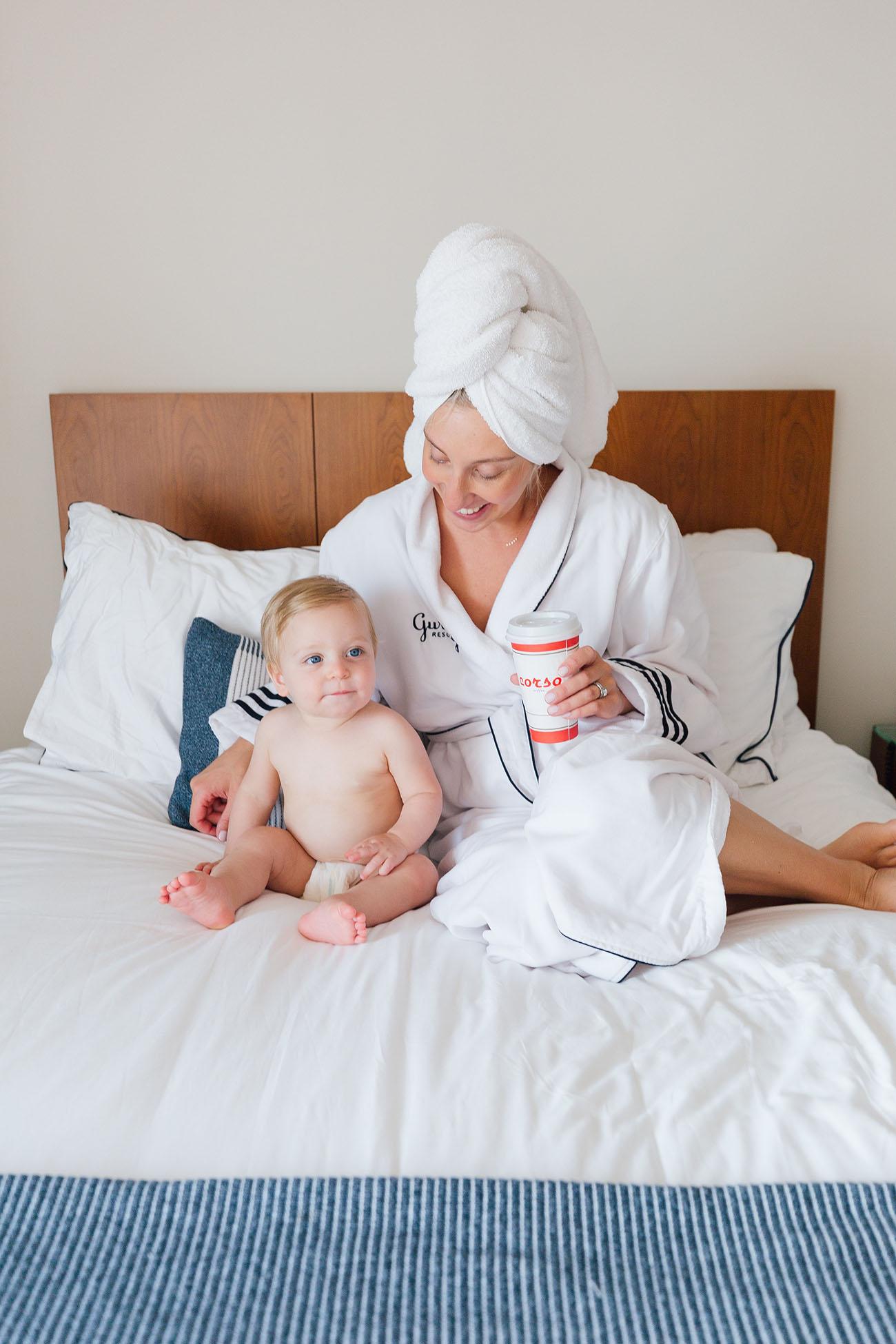 Step Mom Step Son Hotel Room