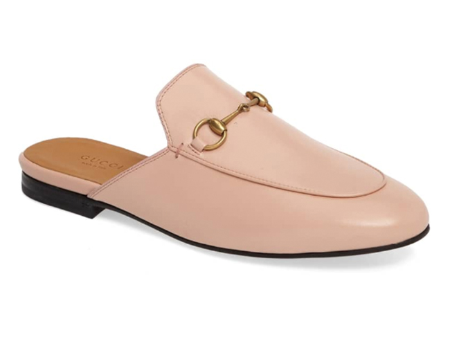 Gucci Loafer Mules