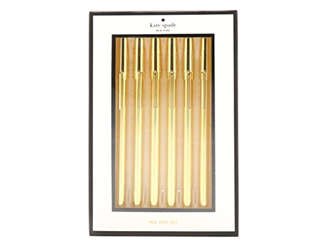 Gold Pen Set