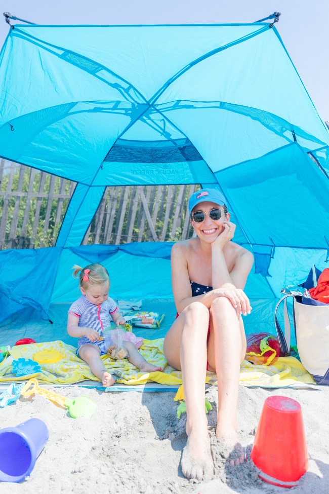 What to Pack for the Beach with a Toddler