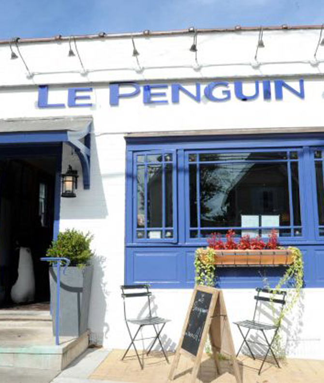 Fairfield County Dinner Guide Le Penguin