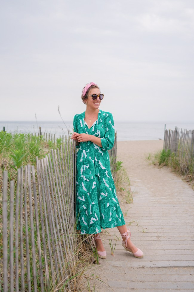 Sail to Sable x Jenn Lake Anne Dress
