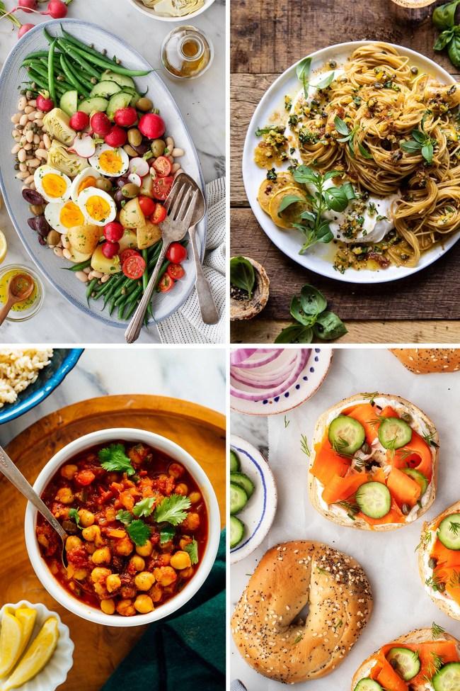 Vegetarian Recipe Round Up