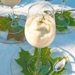 Maida Heatter's Lemon Mousse Recipe