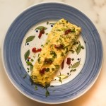 How to Make an Omelet with two recipes