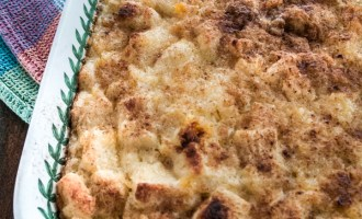 The Best Pineapple Stuffing Recipe