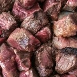 Beef Stew with Horseradish Sauce recipe