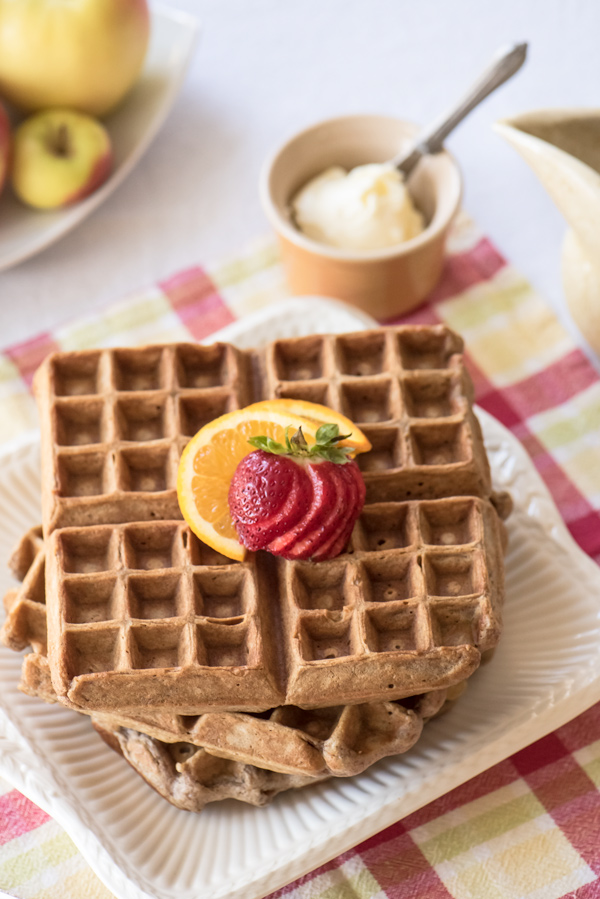 Orange Spice Waffles Recipes