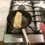 Fresh Herb Omelet with Goat Cheese Recipe