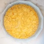 Saffron and Lemon Syrup Cake a recipe.