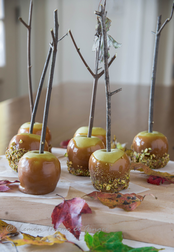 Classic Caramel Apples recipe.