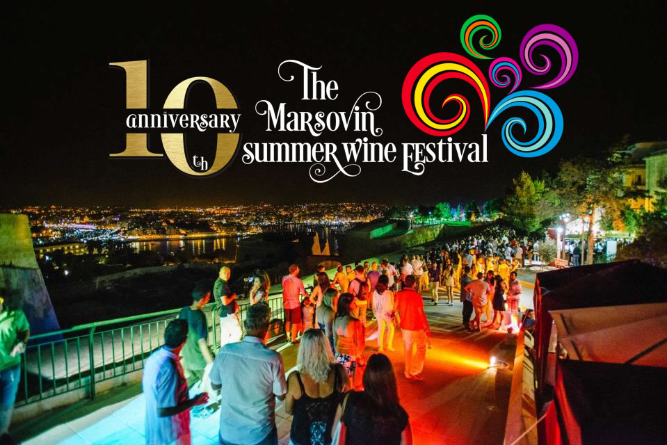 Valletta hosts the Summer Wine Festival