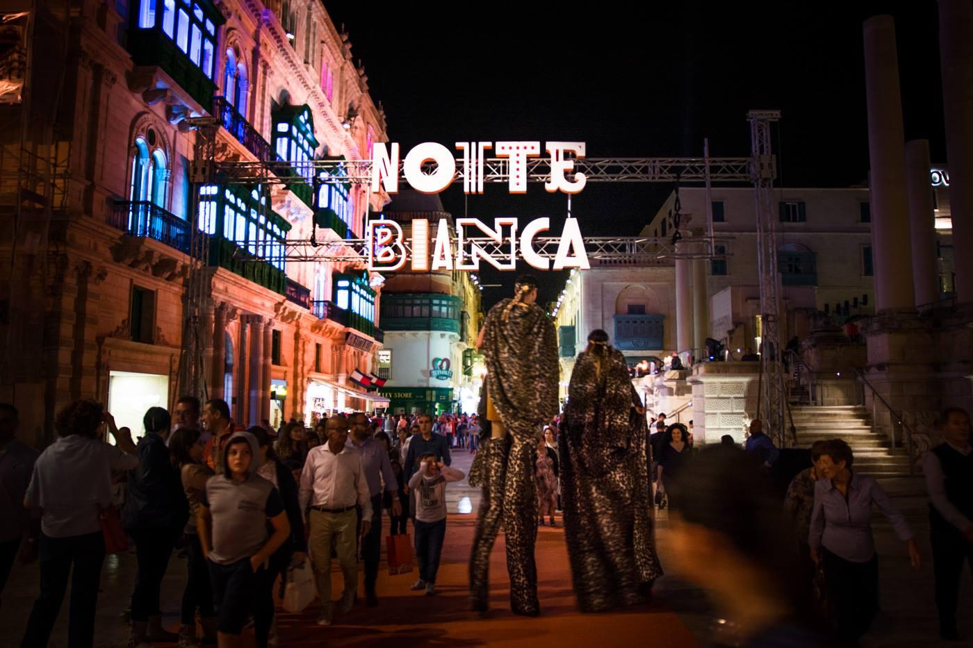 This Weekend – Notte Bianca 2018 in Valletta