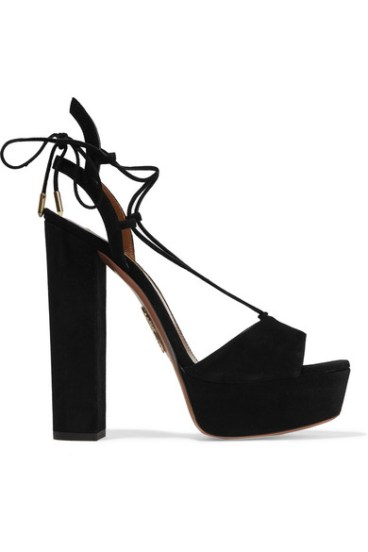 Aquazurra 'Austin' sandals 575€ on Net-A-Porter