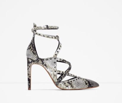 Zara sandals 19,99€ (sales)