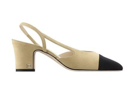Chanel escarpins pumps 620€