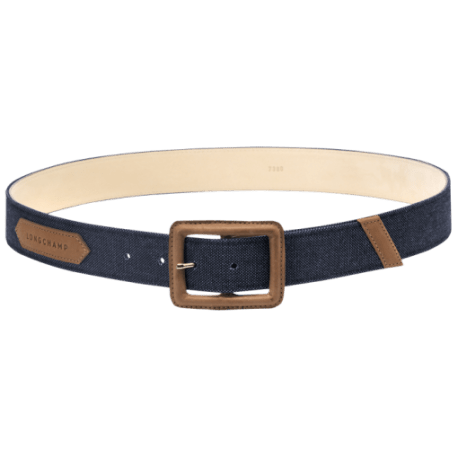 Longchamp 2.0 Toile belt (113€)