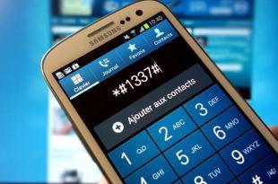 Ternyata Ini Kode Rahasia Samsung dan Fungsinya Lengkap