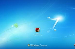 login windows 7 lupa password
