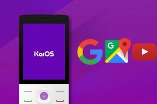 Google Investasikan Dana Segar Untuk KaiOS