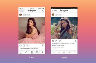 cara matikan autoplay instagram video