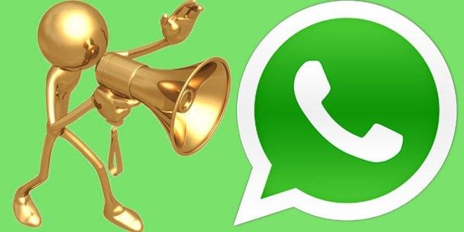 Cara Mudah Mengirim Pesan ke Semua Kontak WhatsApp di Android,cara kirim banyak pesan whatsapp