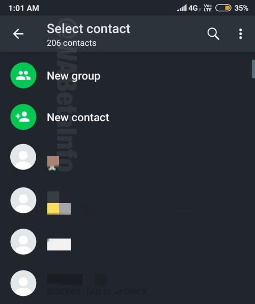 Update WhatsApp Beta Hadirkan Mode Malam dan Mendesain Ulang Emoji
