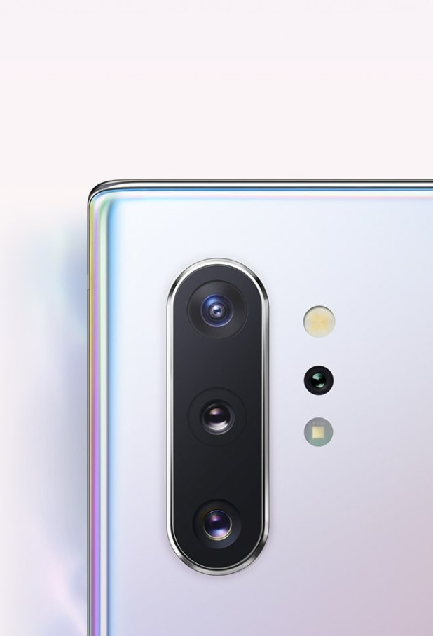 Kamera Galaxy Note10 and Note10+