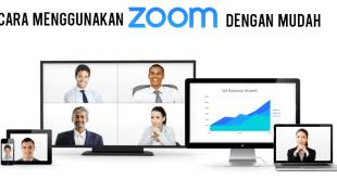 Cara Mudah Menggunakan Aplikasi Zoom,aplikasi zoom,zoom meating,zoom