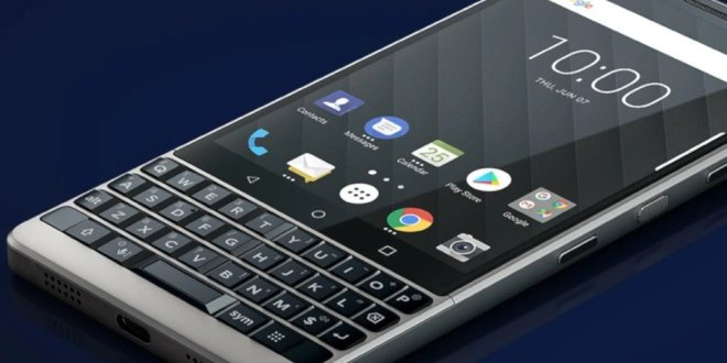 BlackBerry Siap Luncurkan Smartphone 5G