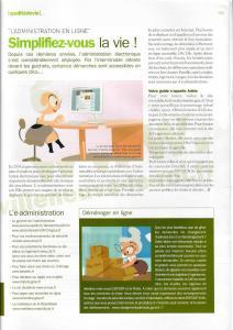 Professionnels partenaire conseil ecriture magazine4